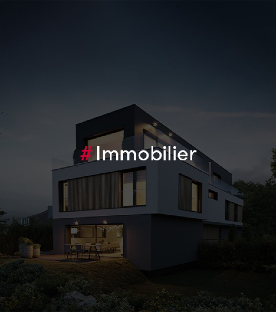 #Immobilier