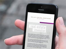 Solum Real Estate - Site internet Solum Capital Partners