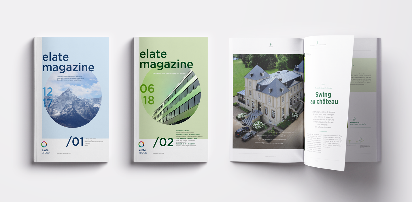 Elate Group Magazine