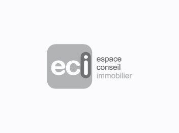 ECI Immobilier - Site internet et supports de communication